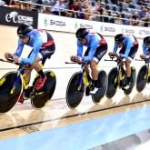 Canadian Men's Team Pursuit squad [P] Guy Swarbrick