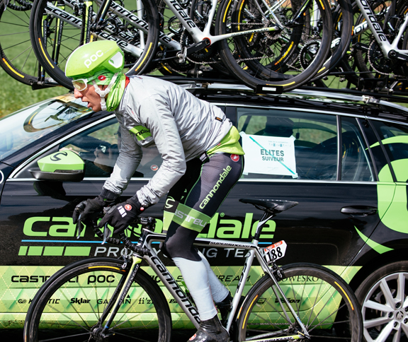 Mike Woods [P] Cannondale Pro Cycling Team