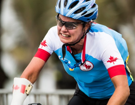 Shelley Gautier [P] Dave Holland/Canadian Paralympic Committee