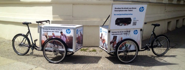 Promotionräder für Hewlett Packard