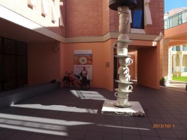 Museum in Boca Ration Florida