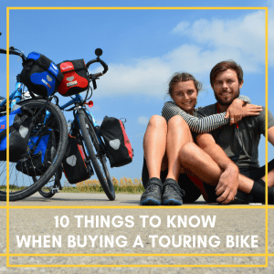 How to Choose a Touring Bike?