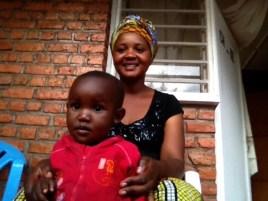 Charlotte Mushimiyimana- Musanze assistant pastor
