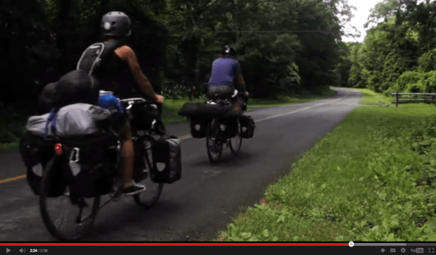 pack panniers