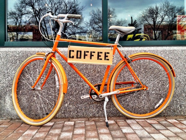 bike touring lifestyle
