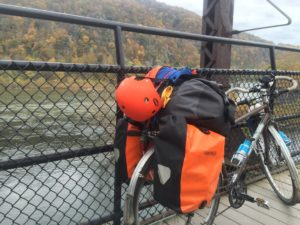 bike touring harpers ferry