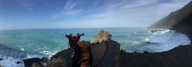 Brompton over Big Sur
