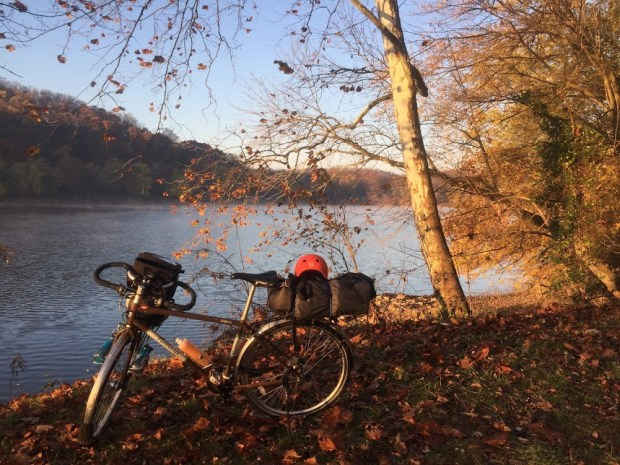 Thanksgiving ride