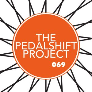 The Pedalshift Project 069: Jasmine and Fiji bicycle the world, living the vagabond life