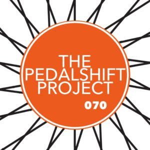 The Pedalshift Project 070: The magical mystery winter bicycle tour