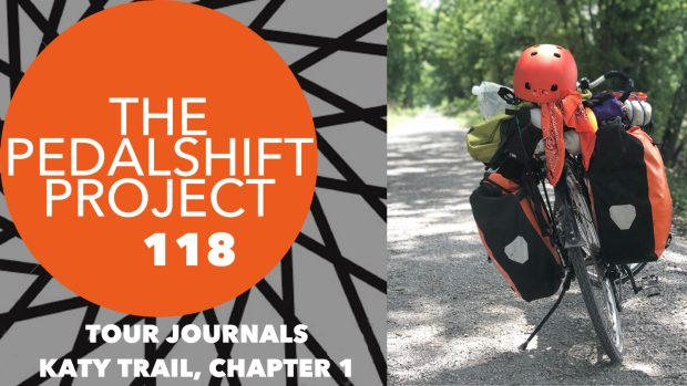 The Pedalshift Project 118: Katy Trail, Chapter 1