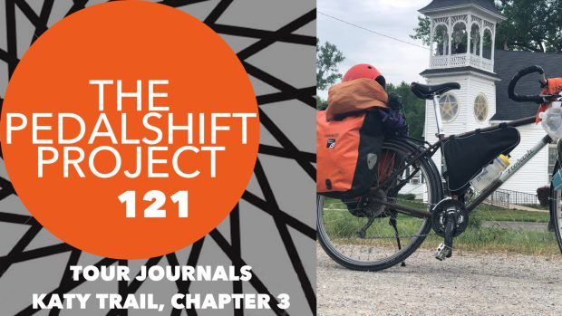 TOUR JOURNALS KATY TRAIL, CHAPTER 3
