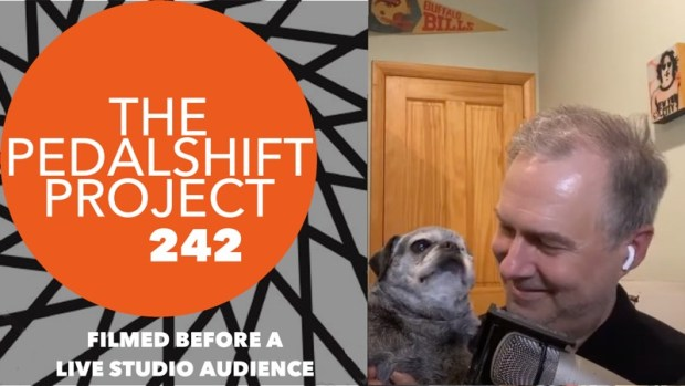 The Pedalshift Project 242: Filmed Before a Live Studio Audience