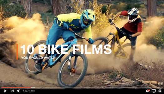 10 Bike Films You Should Watch