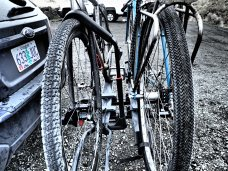 Maxxis Rambler Tires - the one on the left.