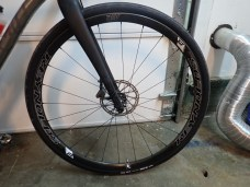 Reynolds ATR full carbon wheels