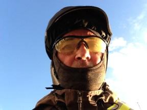 Helmet cover + toque + balaclava