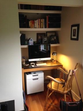 Blogging corner ...