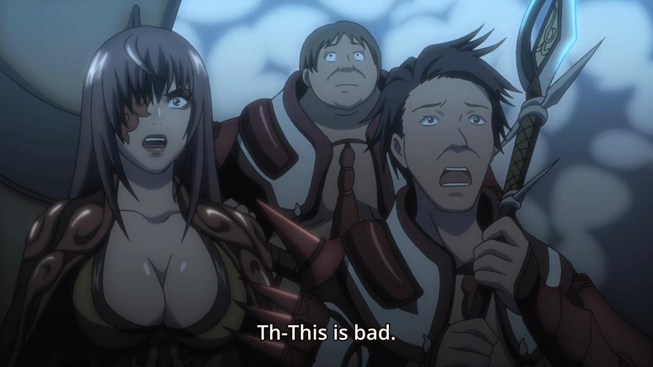 Twelve Days of Anime  12  The writers of Blade   Soul   Pedantic     This is bad  HorribleSubs  Blade and Soul   12  720p