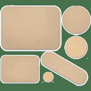 Korbflechtboden verschiedene Formen & Größen aus MDF und Sperrholz