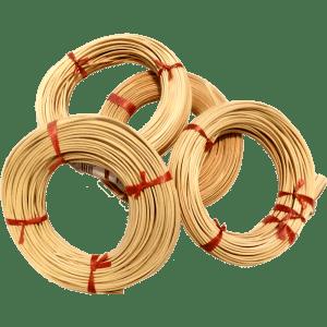 Peddigrohr Rundmaterial zum flechten vom Körben und Schalen. 125g