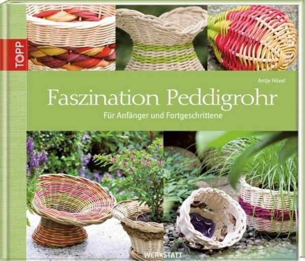 Topp5510 frechverlag Buch Faszination Peddigrohr