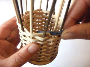 Step15 Neue Peddigschiene ansetzen
