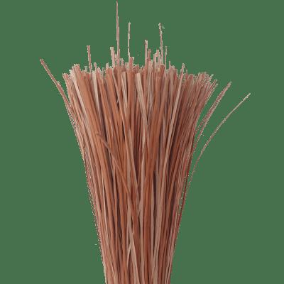 Flechtweide Weidenschiene Weide Schiene rot gekocht