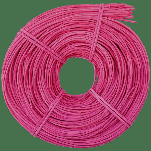 Peddigrohr Pink Rosé Zartrosa Flechtmaterial Korbflechten