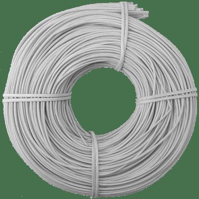 Peddigrohr Weiß Flechtmaterial Korbflechten