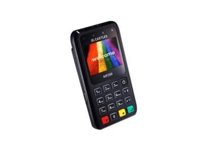 Can be used in EzSwype EDC Reader device