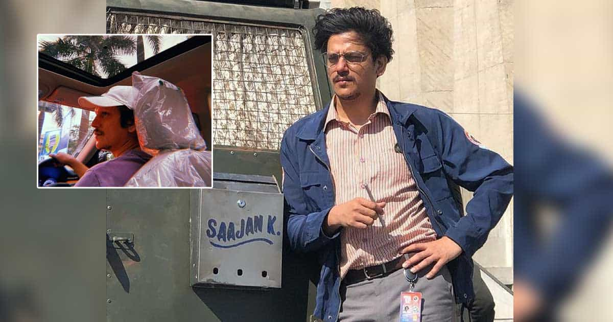Vijay Varma Shares His Tinder Profile Picture & It's Worth Swiping Right!