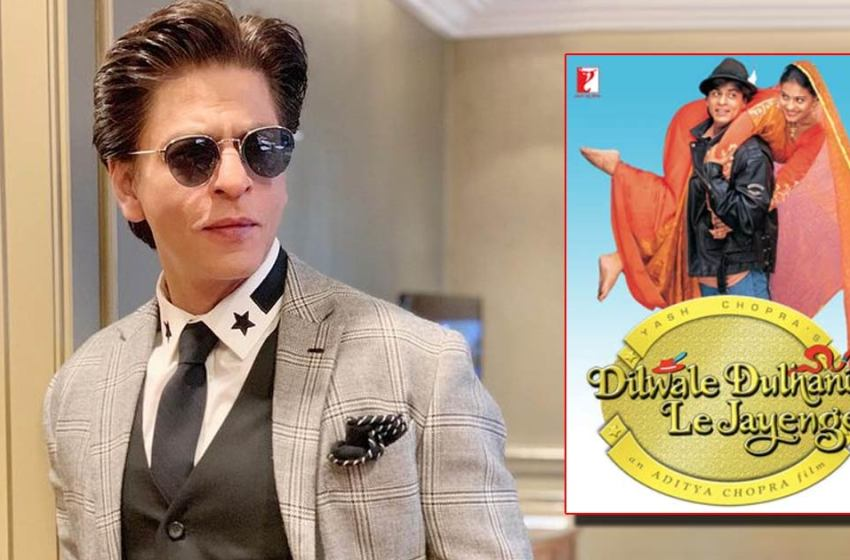 Did you know? Shah Rukh Khan rejected DDLJ four times.