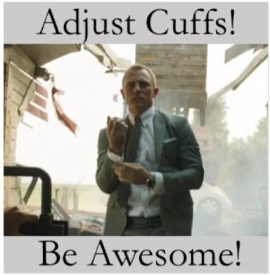 Adjust Cuffs