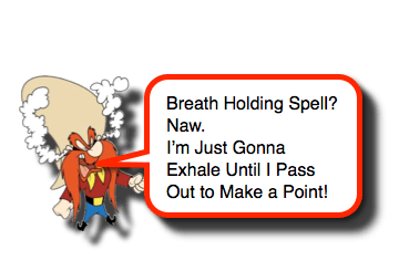 Breath Holding Syncope