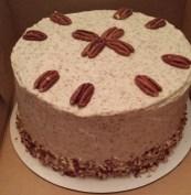 Pedestal Lane Cake