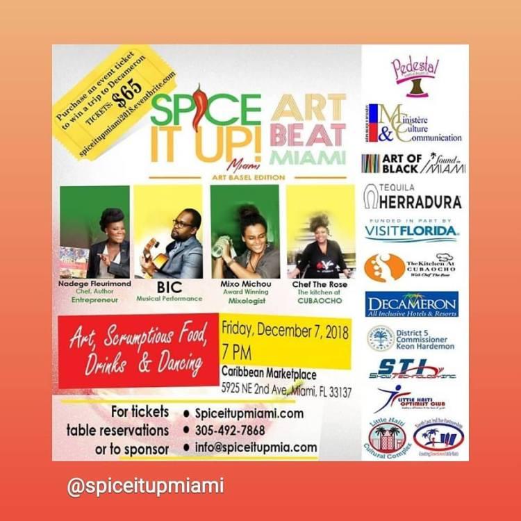 Spice It Up! Miami 2018