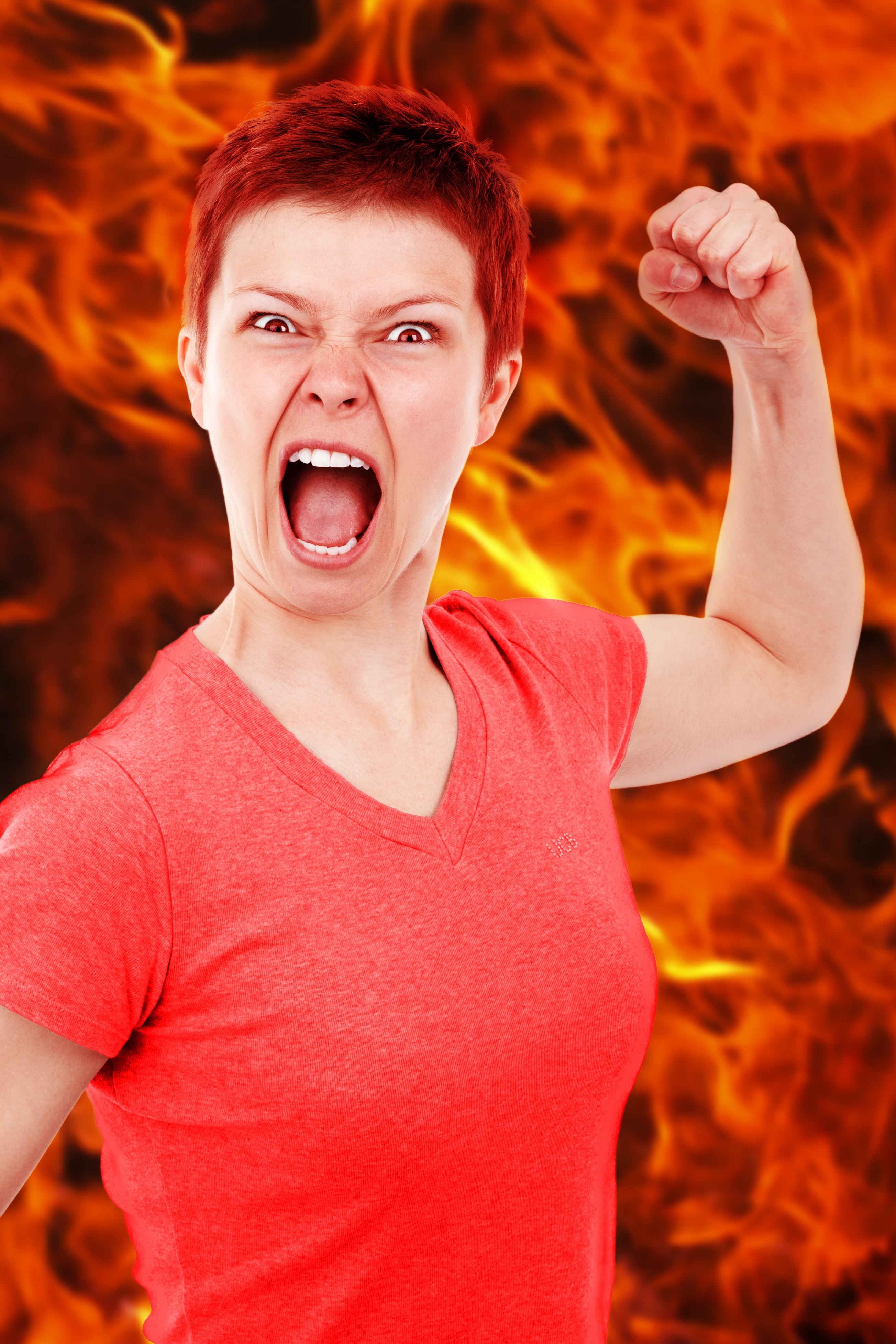 What Is The Difference Between Anger And Rage