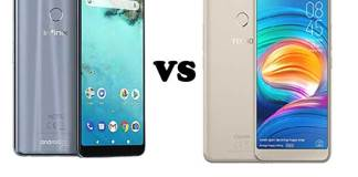 Infinix Note 5 VS Tecno Camon X