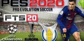 PES 2020 Mod APK FTS
