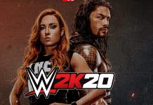 WWE 2K20 APK Mod