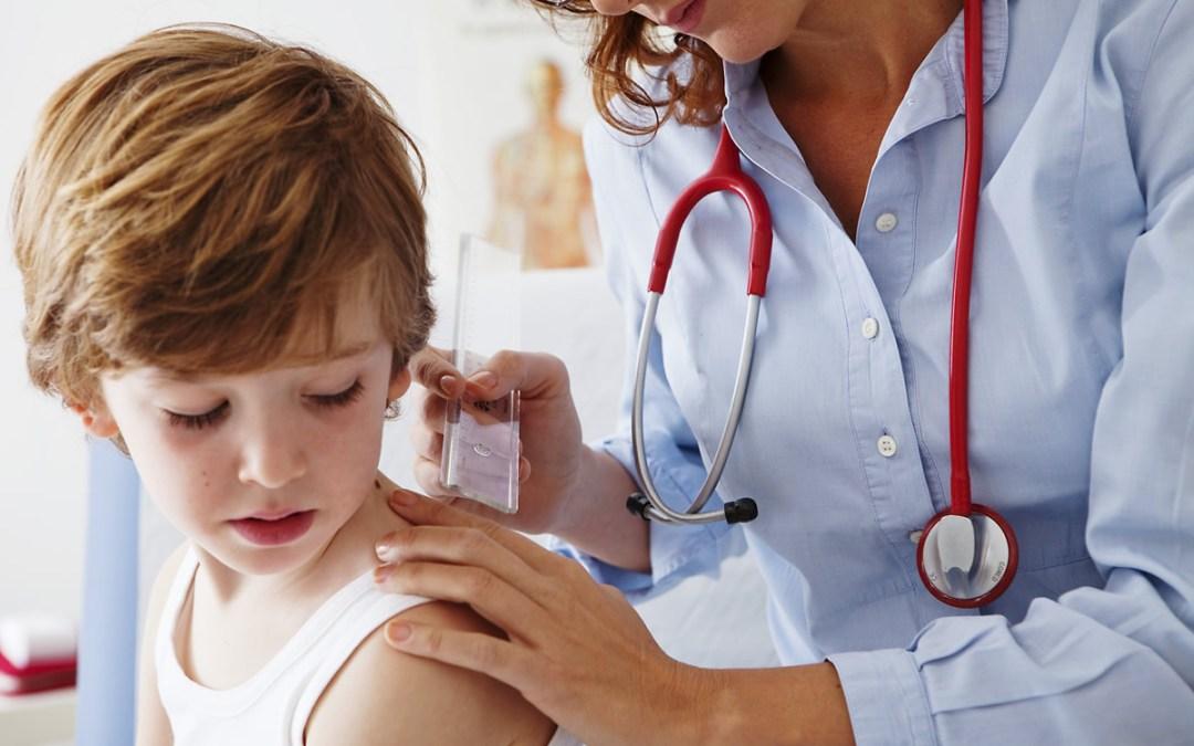 Enfermedades de la piel mas comunes en niños