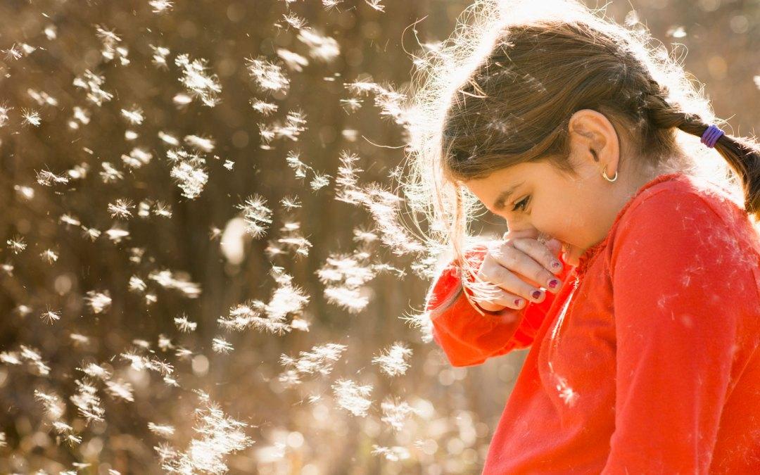 Tipos de alergias respiratorias