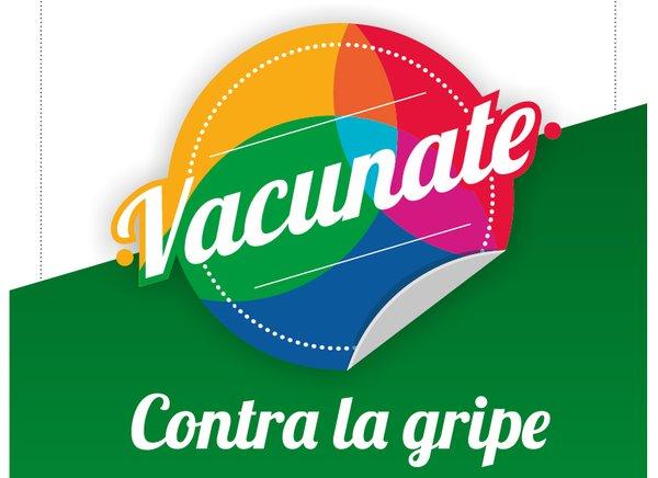 VACUNATE CONTRA LA GRIPE!