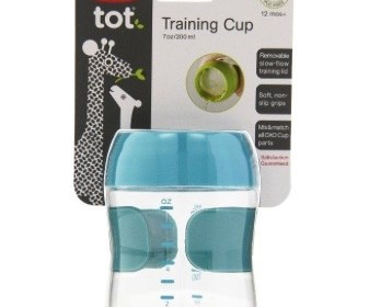 Cup – OXO Tot Training Cup, Aqua, 7 Ounce