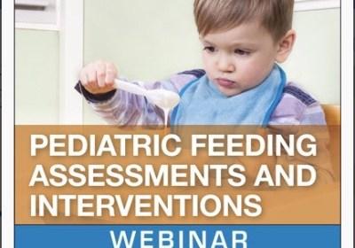 ASHA Live Pediatric Feeding Webinar- May 10 (available later recorded)