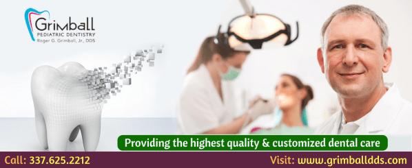 Get a high quality dental care – Grimball Pediatric Dentistry