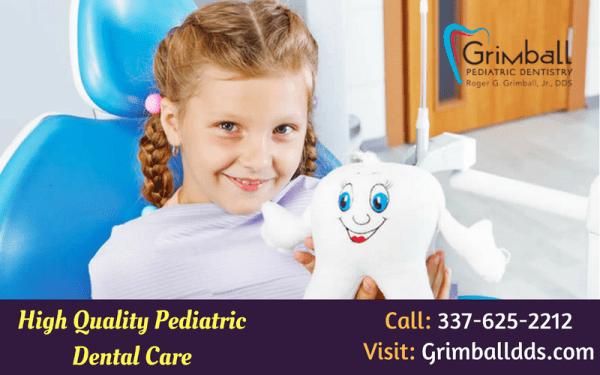 High Quality Pediatric Dental Care – Grimball Pediatric ...