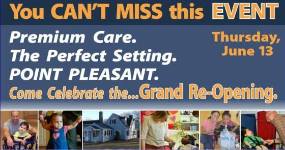 Pt. Pleasant Grand Re-Opening