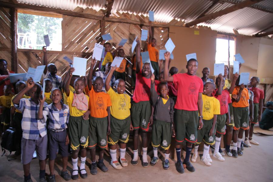 Smoothing the Cost of Education: Primary School Saving in Uganda